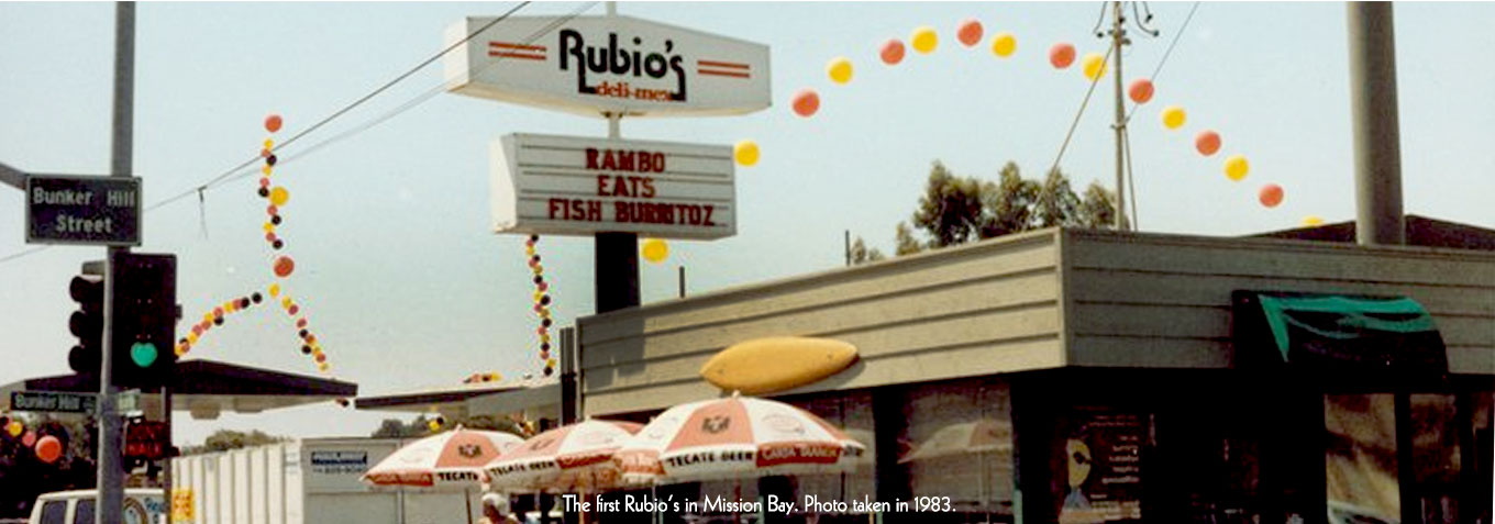 The First Rubios