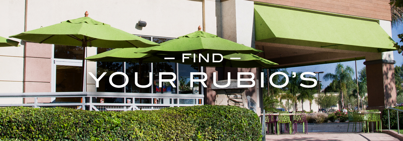 Rubios Restaurant Locations