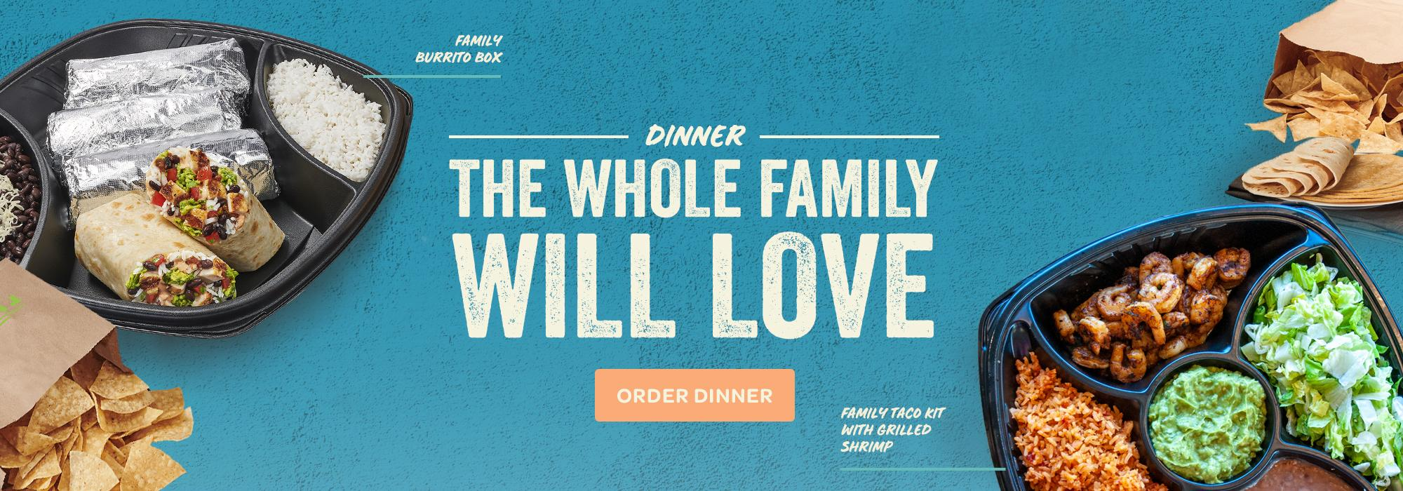 Dinner The Whole Family Will Love