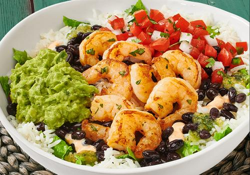 Coastal Inspired Fresh Mexican Food Rubio S