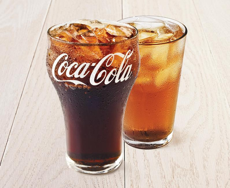 Fountain Drink Beverages