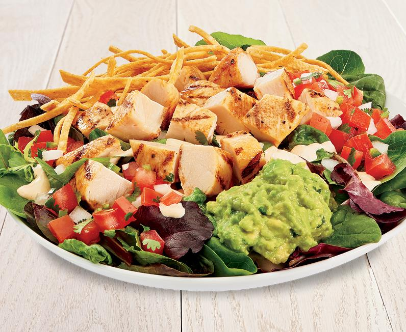 Image result for salad chipotle