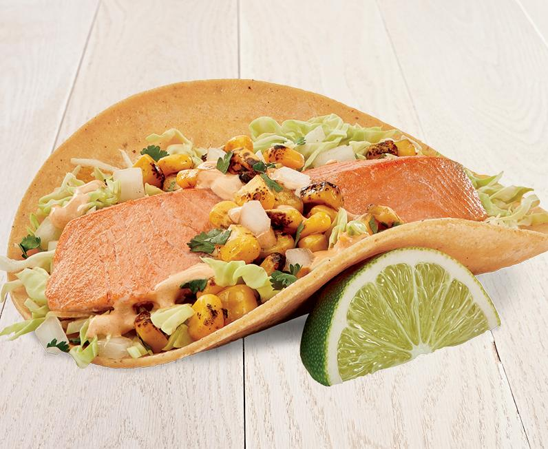 Grilled or blackened salmon fish taco rubio 39 s for Rubios fish taco tuesday
