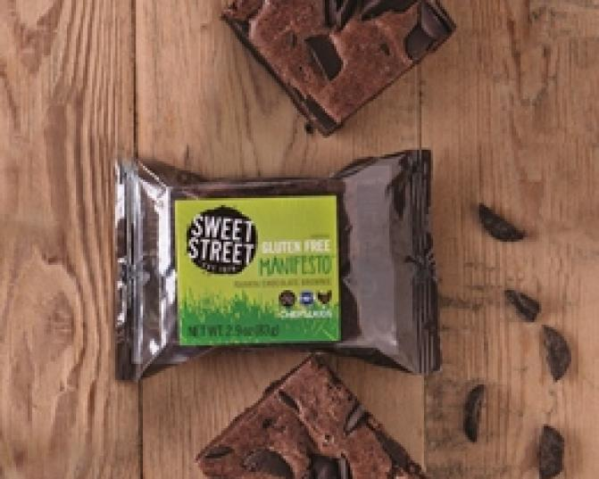 Gluten-free Honduran Chocolate Brownie