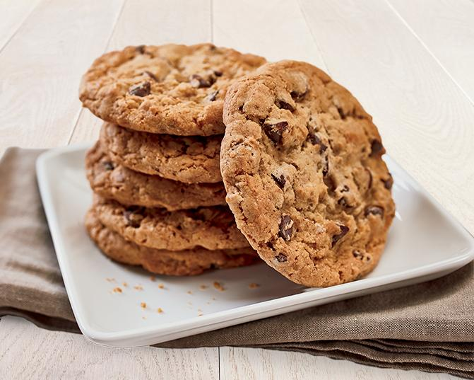 Ghiradelli Chocolate Chip Oatmeal Cookies at Rubio's
