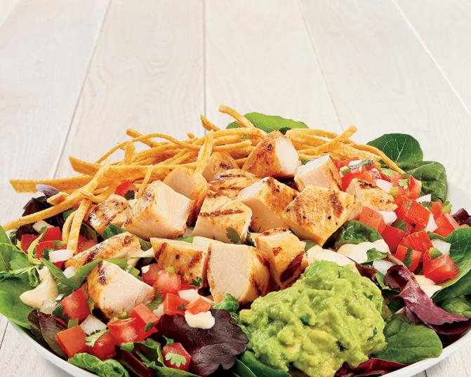 Chipotle Ranch Salad